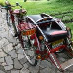 ミャンマーの伝統的な乗り物、サイカー(ミャンマー)