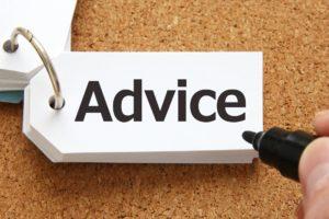 アドバイスを上手に活かすことができますか