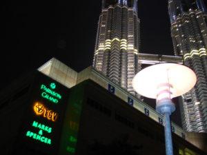 ペトロナス・ツイン・タワー<br>Petronas Twin Tower