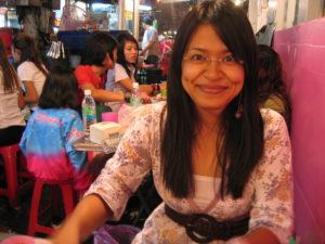 タイの友人<br>My Friend in Bangkok
