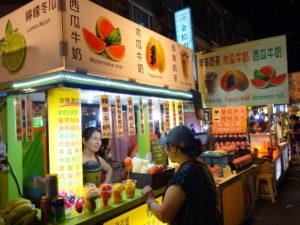 台湾で愛される最高に美味いドリンク「珍珠奶茶」(台湾)