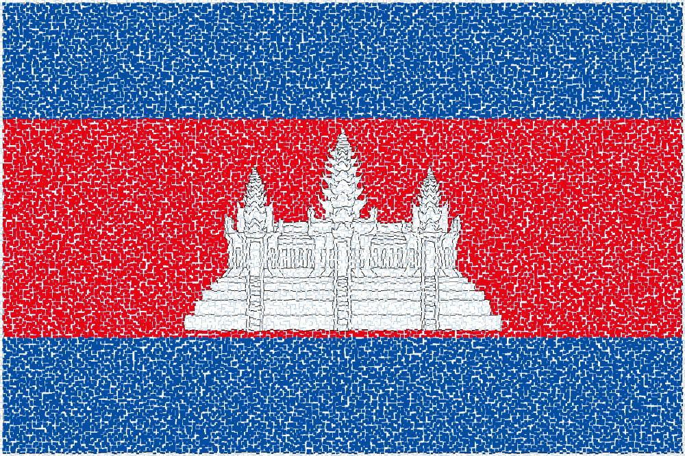 カンボジア調べ