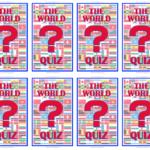 「世界一周クイズカード」(ワールドクイズ)で世界に目を向ける