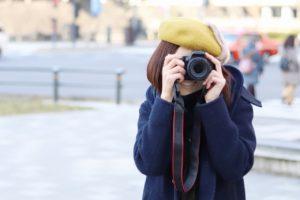 表現力をみがく活動「私は写真家」と「英語科フォトコンテスト」