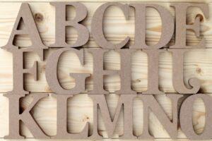【質問】アルファベットの書き順は試験に出ますか?
