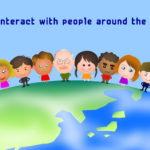 「オンライン授業交流簡易計画書」枠テンプレート(ワード)