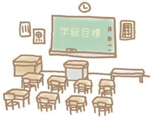 学級会で学級目標を決める〔学級目標の学級会シート〕〔担任セット〕